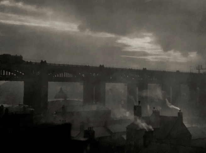 E. O. Hoppé (British, born Germany 1878-1972) 'Newcastle, Northumberland' 1926
