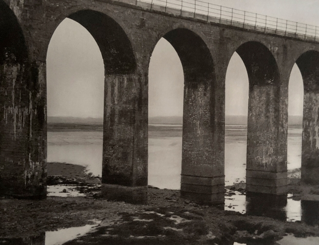 E. O. Hoppé (British, born Germany 1878-1972) 'The Viaduct, Montrose, Scotland' 1926