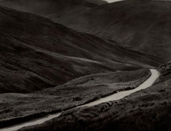 E. O. Hoppé (British, born Germany 1878-1972) 'Devil's Elbow, Scotland' 1926