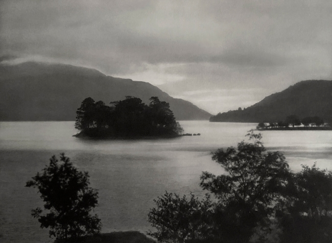 E. O. Hoppé (British, born Germany 1878-1972) 'Loch Lomond, Scotland' 1926