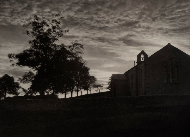 E. O. Hoppé (British, born Germany 1878-1972) 'A Scottish Sunset' 1926