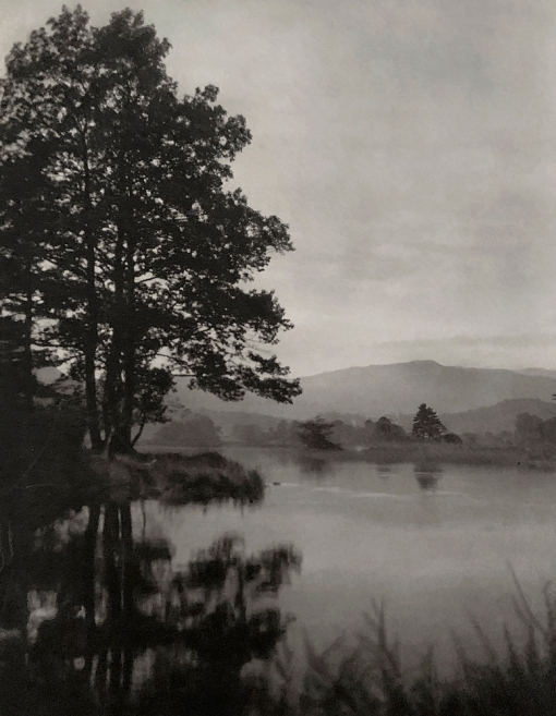 E. O. Hoppé (British, born Germany 1878-1972) 'Loch Tulla, Argyllshire, Scotland' 1926