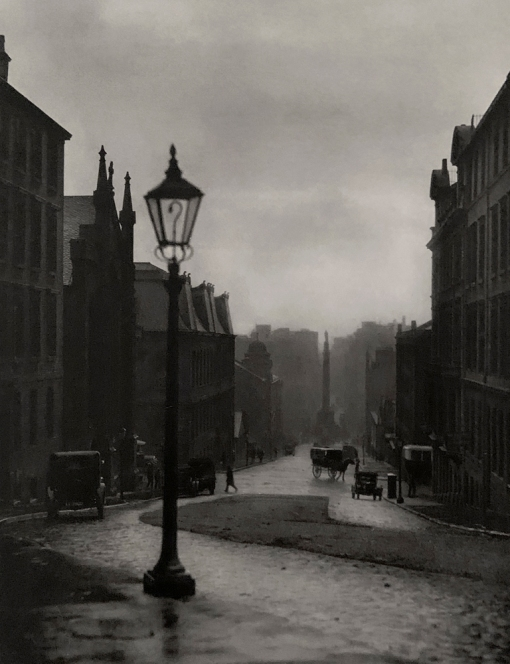E. O. Hoppé (British, born Germany 1878-1972) 'Glasgow, Lanarkshire, Scotland' 1926