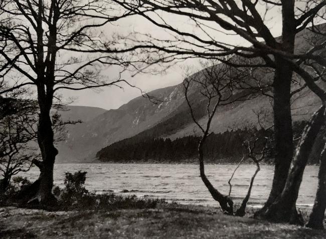 E. O. Hoppé (British, born Germany 1878-1972) 'Glendalough Lake, Ireland' 1926