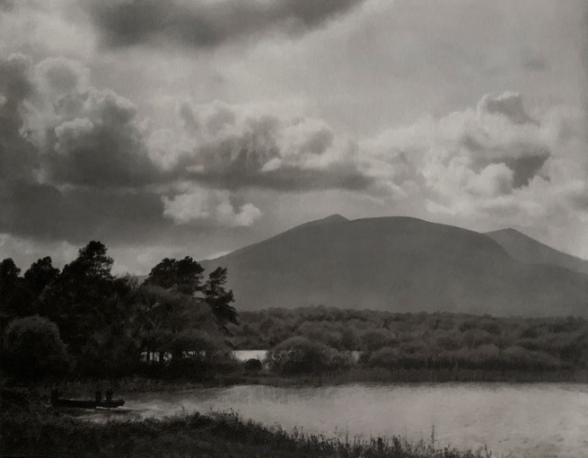 E. O. Hoppé (British, born Germany 1878-1972) 'The Lower Lake, Killarney, Ireland' 1926