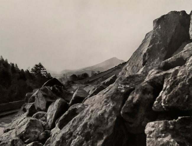 E. O. Hoppé (British, born Germany 1878-1972) 'The Scalp Mountains, Ireland' 1926