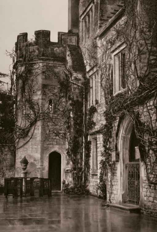 E. O. Hoppé (British, born Germany 1878-1972) 'Athelhampton, Dorchester, Dorsetshire' 1926
