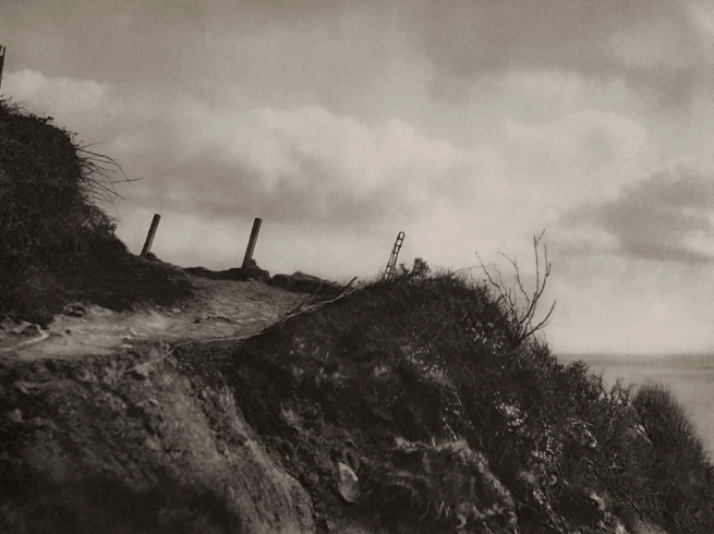 E. O. Hoppé (British, born Germany 1878-1972) 'Landslide, Luccombe Common, Ventnor, Isle of Wight' 1926