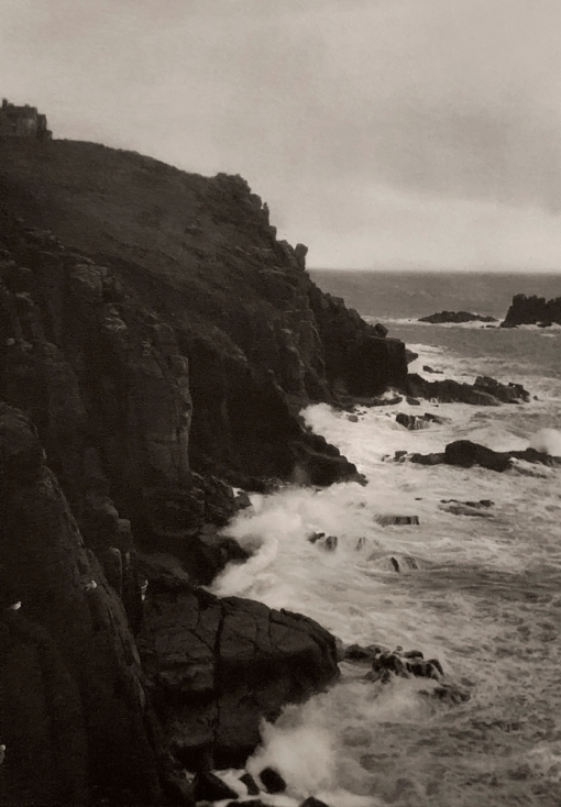 E. O. Hoppé (British, born Germany 1878-1972) 'Land's End, Cornwall' 1926