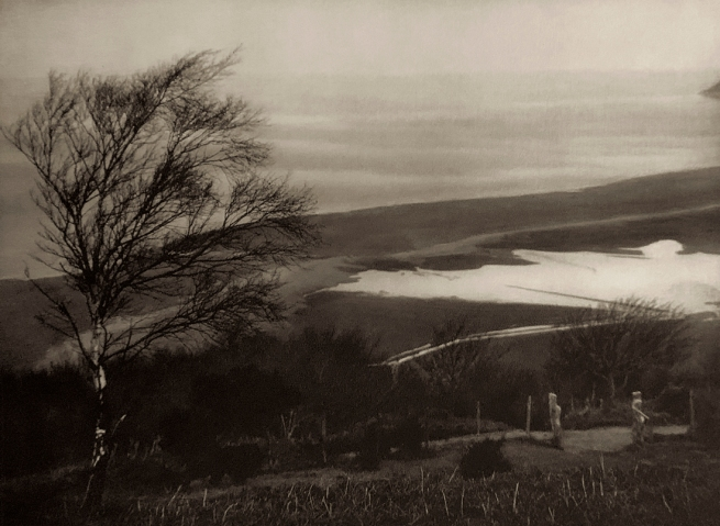 E. O. Hoppé (British, born Germany 1878-1972) 'From Porlock Hill, Somerset' 1926