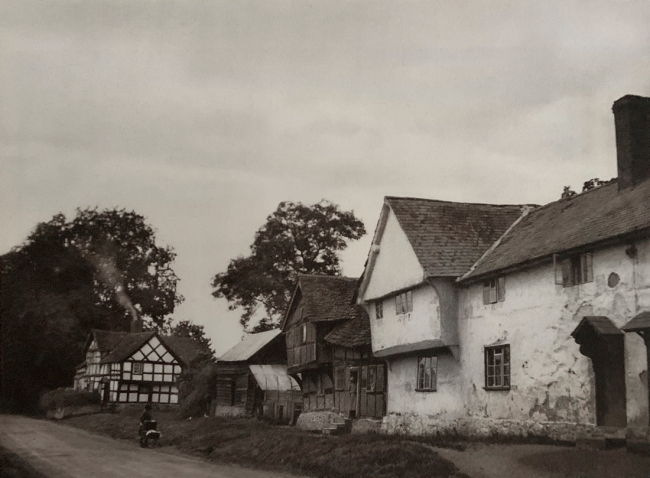 E. O. Hoppé (British, born Germany 1878-1972) 'Pembridge, Herefordshire' 1926