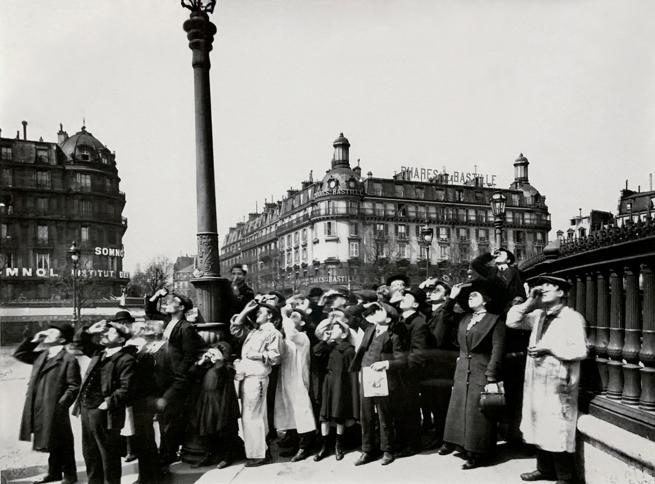 Eugène Atget (French, 1857-1927) 'L'éclipse'April 1912 (installation view)
