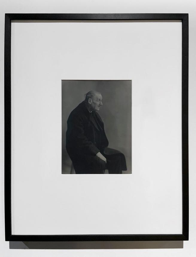Berenice Abbott (American, 1898-1991) 'Eugène Atget' 1927