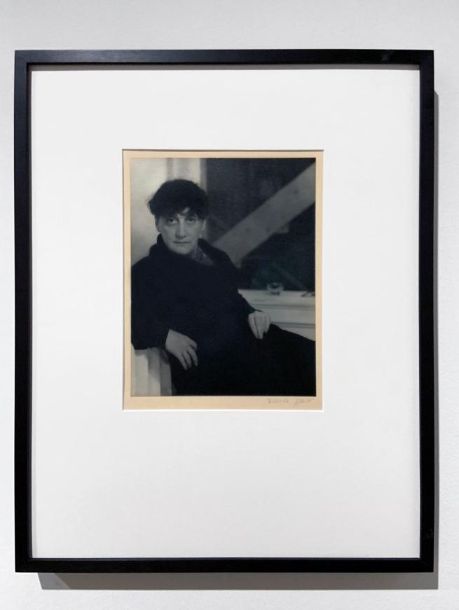 Berenice Abbott (American, 1898-1991) 'Audrey McMahon' 1925-1946 (installation view)