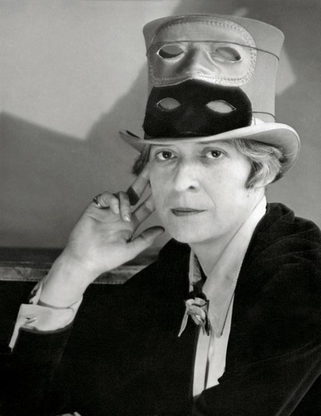 Berenice Abbott (American, 1898-1991) 'Janet Flanner in Paris' 1927