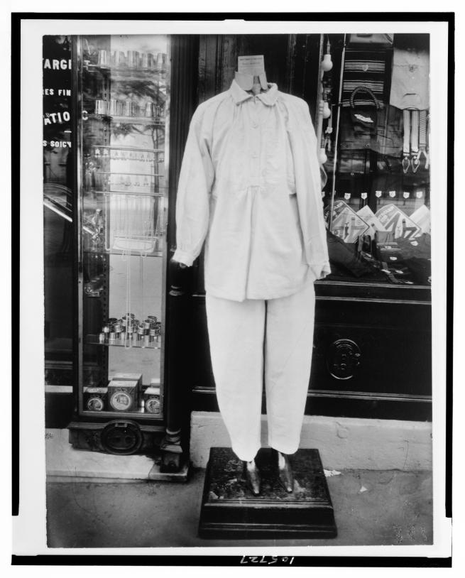 Eugène Atget (French, 1857-1927) 'Mannequin' 1926-27