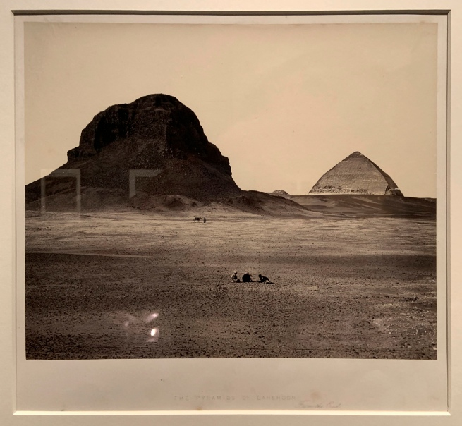 Francis Frith (British, 1822-98) 'Th', from Egypt, Sinai, and Jerusalem: A Series of Twenty Photographic Views by Francis Frith 1858 (published 1860 or 1862)