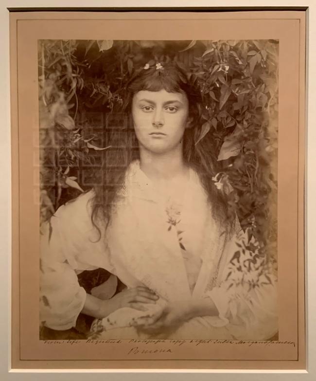 Julia Margaret Cameron (British, born India, 1815-1879) 'Pomona' 1887