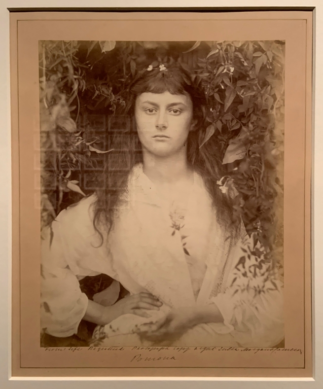 Julia Margaret Cameron (British, born India, 1815-1879) 'Pomona' 1887