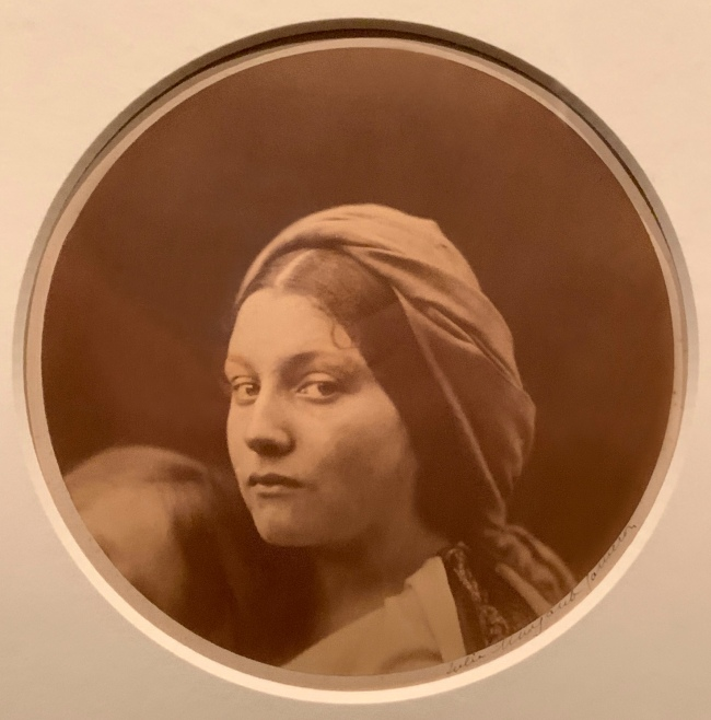 Julia Margaret Cameron (British, born India, 1815-1879) 'Lucia' 1864-65