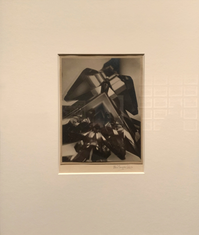 Alvin Langdon Coburn (American 1882-1966) 'Vortograph' 1917