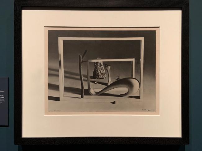 Herbert Bayer (Austrian American, 1900-85) 'Shortly Before Dawn' 1932-39