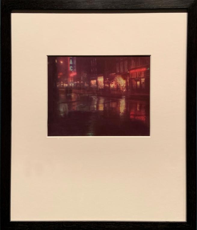 Bernard Eilers (Dutch, 1878-1951) 'Reguliersbreestraat, Amsterdam' 1934