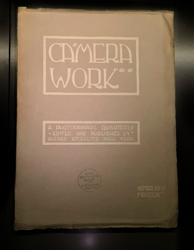 Cover of 'Camera Work'