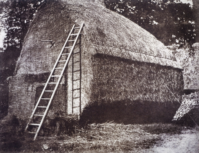William Henry Fox Talbot (British, 1800-77) 'The Haystack' 1844