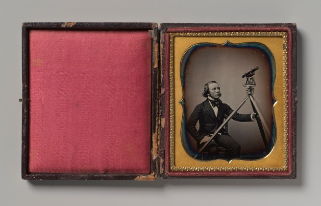 Unknown photographer (American) '[Surveyor]' c. 1854