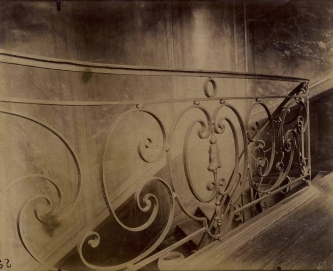 Eugène Atget (French, 1857-1927) 'Ancien Hotel dit de Sartine – 21 rue du Cherche-Midi, Paris' 1906
