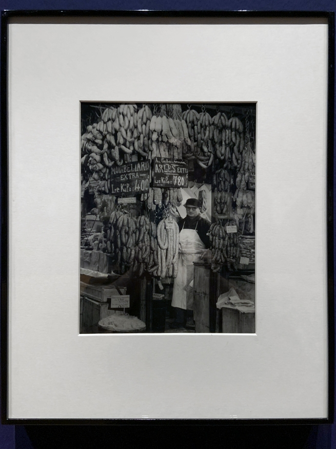 Brassaï (French, 1899-1984) 'Au Cochon Limousin' 1935 (installation view)