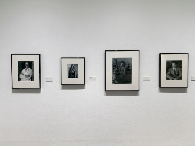 Installation view of the exhibition 'Brassaï' at Foam, Amsterdam