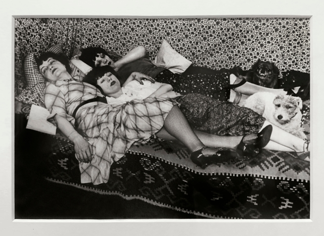 Brassaï (French, 1899-1984) 'Kiki de Montparnasse and her Friends, Thérèse Treize and Lily' c. 1932 (installation view)