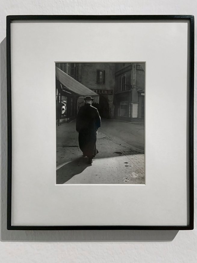 Brassaï (French, 1899-1984) 'Annecy' 1936 (installation view)