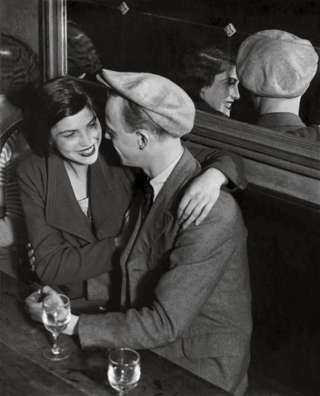 Brassaï (French, 1899-1984) 'Bal des Quatre Saisons, rue de Lappe' c. 1932