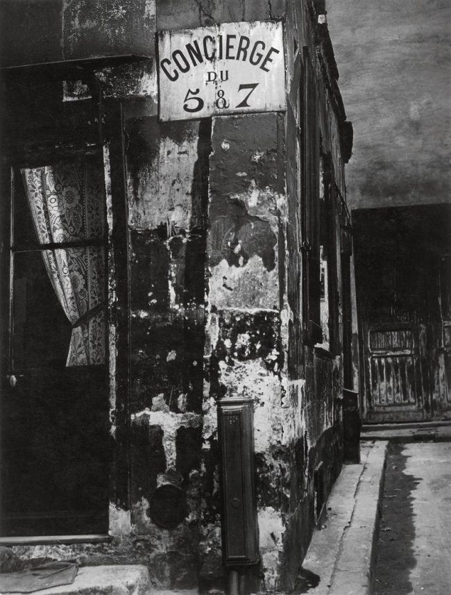 Brassaï (French, 1899-1984) 'Concierge's Lodge, Paris' 1933