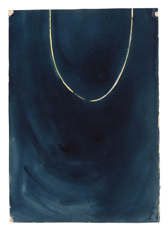 Hilma af Klint (Swedish, 1862-1944) 'Titel saknas' 1924