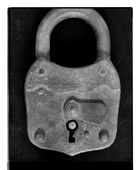 Marcus Bunyan. 'Padlocks/People' 1994-96