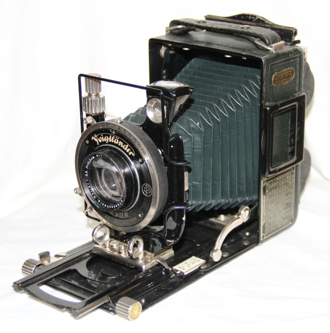 Voigtländer Bergheil Built in 1932