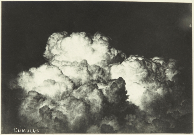 Unidentified maker (French) 'Cumulus' c. 1918