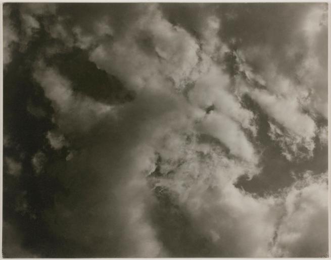 Alfred Stieglitz (American, 1864-1946) 'Equivalent' 1925