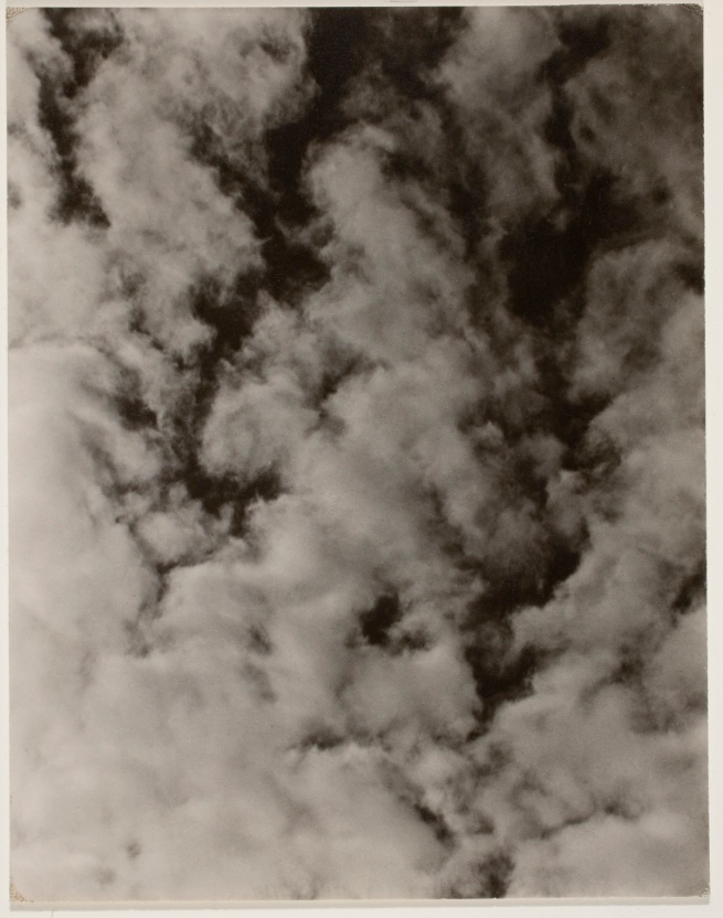 Alfred Stieglitz (American, 1864-1946) 'Equivalent' probably 1926