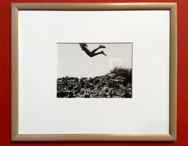 André Kertész (Hungarian, 1894-1985) 'Mon frère tel Icare, Dunaharaszti''My brother like Icarus, Dunaharaszti' 1919 André Kertész (Hungarian, 1894-1985) 'Mon frère tel Icare, Dunaharaszti''My brother like Icarus, Dunaharaszti' 1919 (installation view)