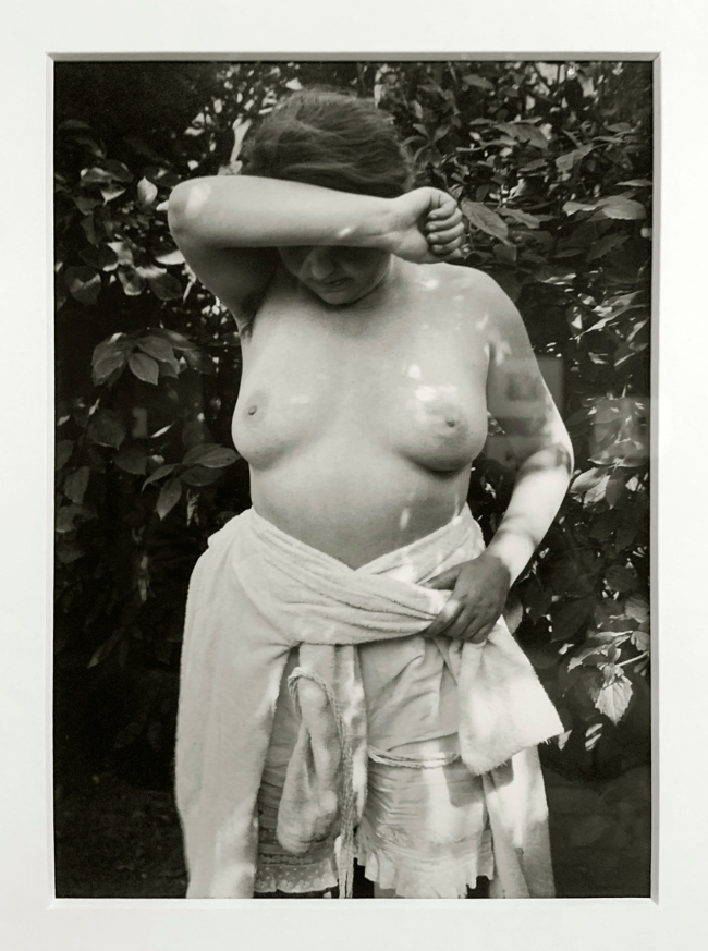 André Kertész (Hungarian, 1894-1985) 'Abony' 1921 (installation view)