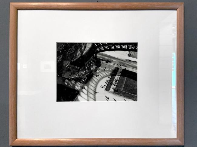 André Kertész (Hungarian, 1894-1985) 'La Tour Eiffel, Paris' 1929 (installation view)