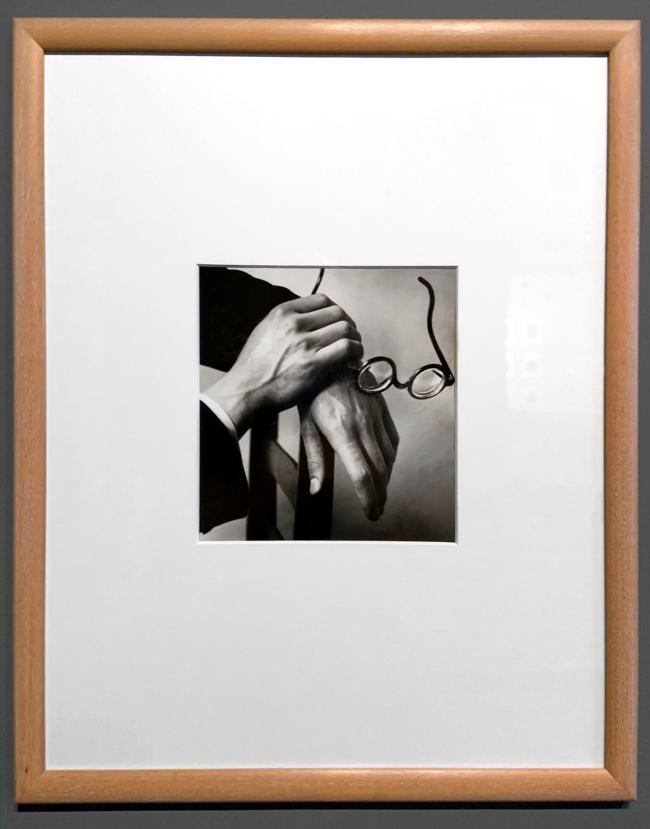 André Kertész (Hungarian, 1894-1985) 'Composition, Paris' 1928 (installation view)