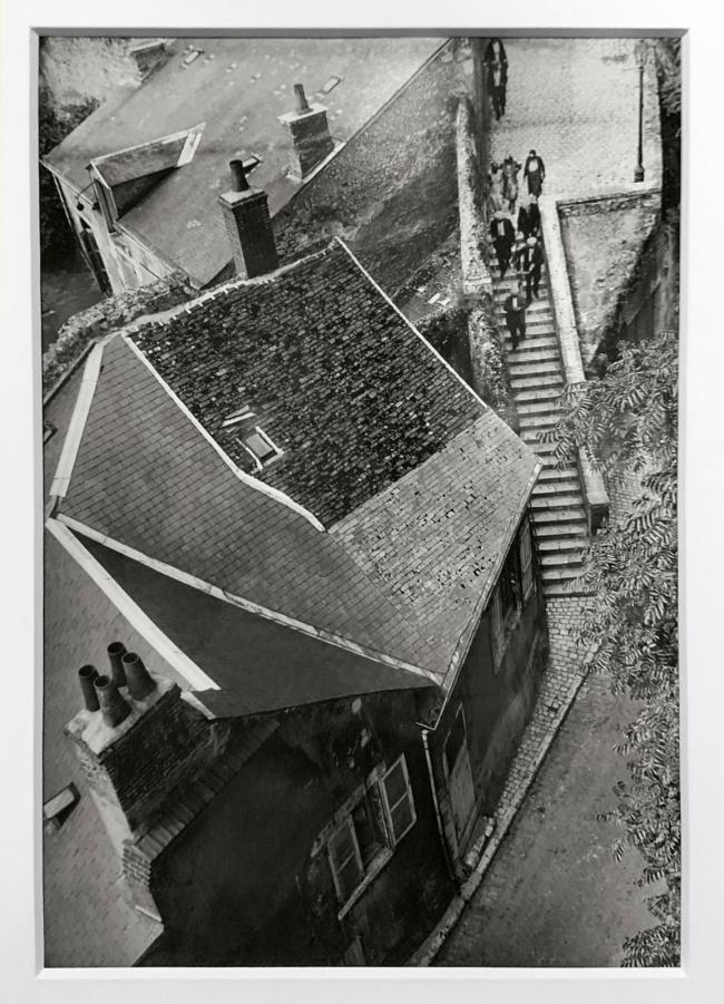 André Kertész (Hungarian, 1894-1985) 'Touraine' 1930 (installation view)