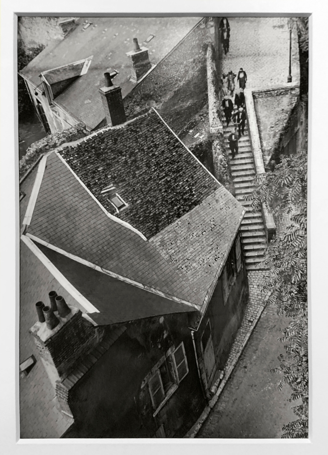 André Kertész (Hungarian, 1894-1985) 'Touraine' 1930 (installation view)