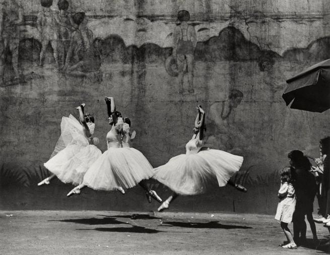 André Kertész (Hungarian, 1894-1985) 'Ballet, New York' 1938